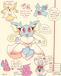 Nidorina is Mega Audino? by p-debardelaben