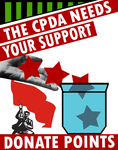 Donate to the CPDA by Party9999999