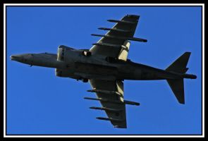 Harrier Under Carriage by lizzyr