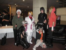 Togainu no Chi Photoshoot 2 by Witts-End