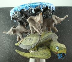The Turtle is Finished !!!  view 6 by gmfate