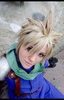 Cloud cosplay - calm by Maryru