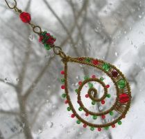 Xmas Ornament 2009 by ElegantlyEccentric