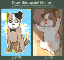 IMPROVEMENT MEME 2013-2015 by meccchi