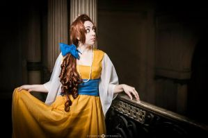 Anastasia Once upon a december cosplay by InfirnaPricessLolita