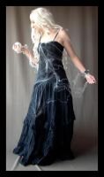 Caught in a web 3 by Lisajen-stock