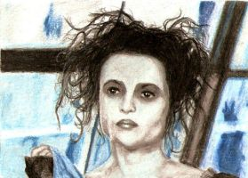 Mrs. Lovett - ACEO by Sofera