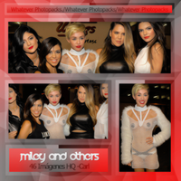 +Photopack: Miley Cyrus And Others Celebrities by Whatever-Photopacks