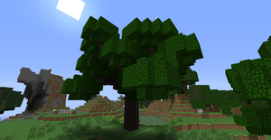 The Great Tree by Minerunner