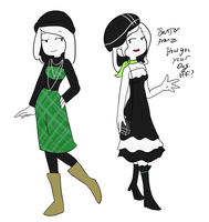 Random sherry fashion by AskJericosFashion