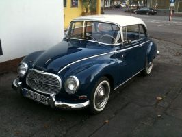Auto Union 1000S Front by HappyLuy