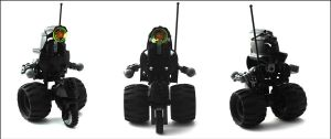 Bionicle MOC - MC Filpot by mr-shazam