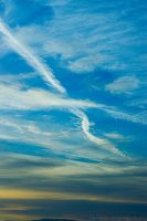 contrails by bimjo