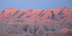 Badlands National Park, 08/24/2013 7:32 PM by Crigger