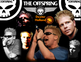 Dexter Holland Wallpaper... by Beth182