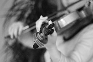 violine player by margaretaseewald