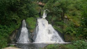 Triberger Waterfalls #3 by 1Daydeviantart