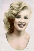 Marilyn by Priapo40
