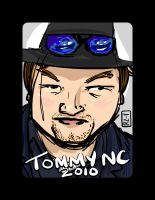 Tommy NC 2010! by LineDetail