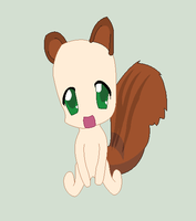 Chibi Squirrel Girl Base by Emo-Ninja-Girl
