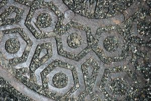Sewer Grate 1 by Delia-Stock