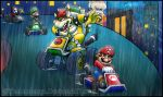 Mario Kart 7 - Neo Bowser City by RatchetMario