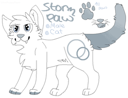 StormPaw by winchesterss