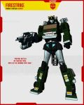 AUTOBOT FIRESTRIKE by F-for-feasant-design