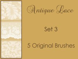 Antique Lace Set Three by surfing-ant