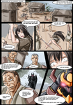 Iron Samurai Prologue pg1 by Frost7