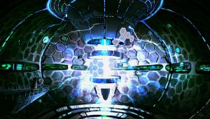 Protoss Khydarin reactor by highdarktemplar
