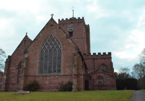 St Andrews Church Shifnal by TheRavenPhotography