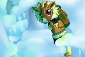 Crystallize by amberdragonling