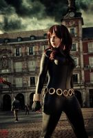 Black Widow - Back to initiative. by WhiteLemon