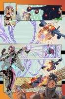 GB7 6pg7 JETT GIRL ATTACKS by Red-J