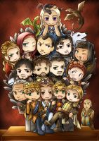 GOT: Who's the King? by Dark-Merchant