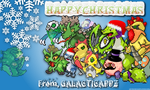 Happy Holidays! by GalacticAppz