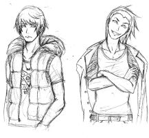 Male concept by Chartreuse-Gale