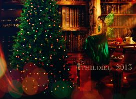 A Quiet Christmas by Ithildiel