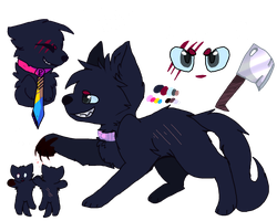 Cleaver Reference sheet by amiirou