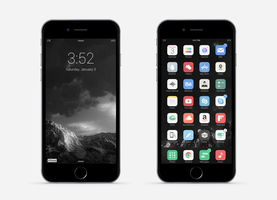 Andora - An iOS Setup by MorningWar