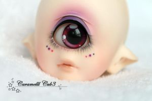 Aileen Doll Cedric Cyclop version by CaramelllCube