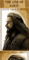 The Line of Durin by UnicatStudio