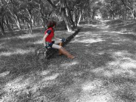 Resident Evil - Claire Redfield - Crackfic. by scarlettyredfly