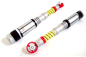 3rd Doctor's Sonic Screwdriver by tt40