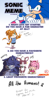 Sonic Meme by proboom by Blue-Chica