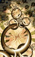 Rings of Time by Yenkoff