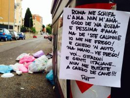 STREET/PAPER POETRY #102 by Poeti-Der-Trullo