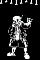 Undertale - Bad, Pixelated Time - Animated! by Crazy-Leen