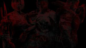 Gears of War 3 wall art by Bartistictouch